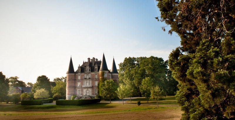 Mariage dans un château sur Rennes