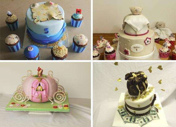 Wedding cake à Rennes de Beatriz Belliard