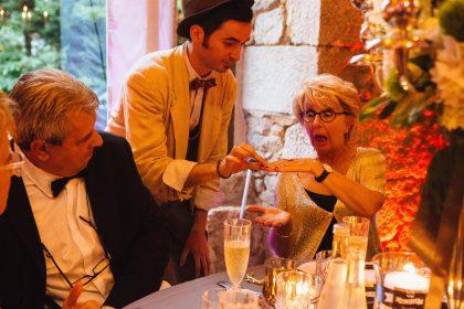 Magicien pour un mariage à Rennes