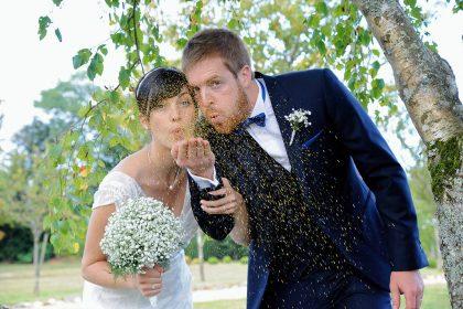 Costume de mariage sur Rennes